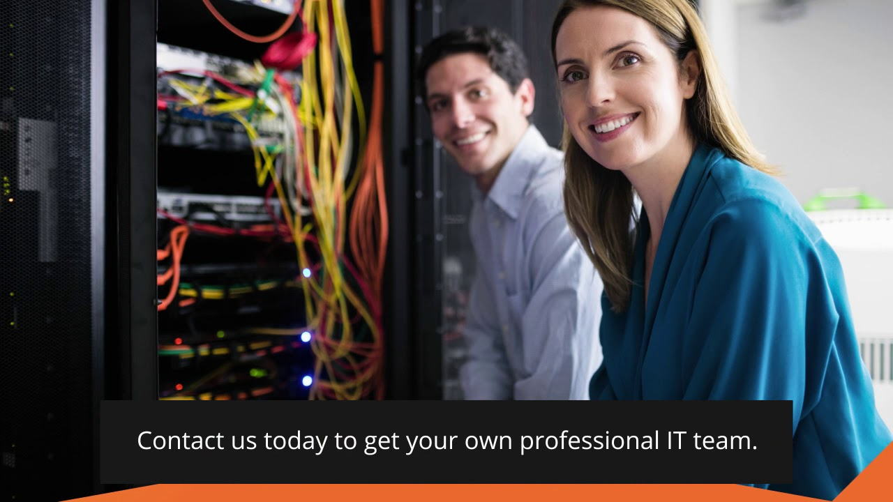 IT Support in Central London YouTube Thumbnail