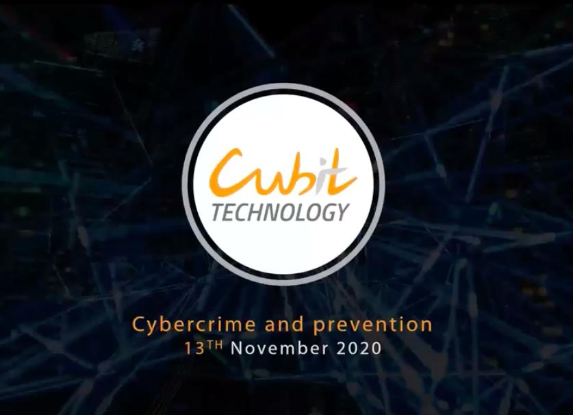 cyber crime webinar